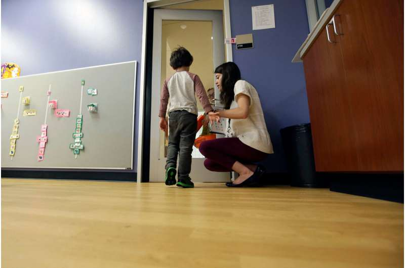Autism diagnosis more common in the US as racial gap closes