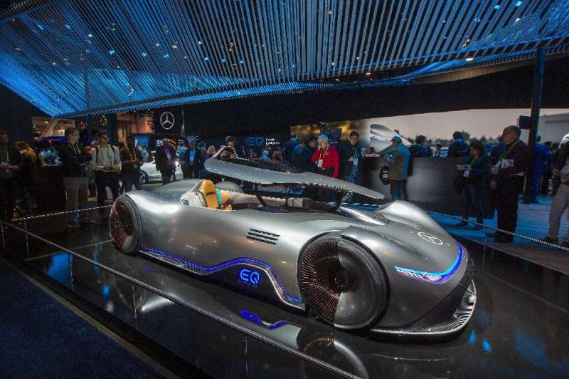 Automakers will showcase some of their newest technology at the 2020 Consumer Electronics Show in Las Vegas