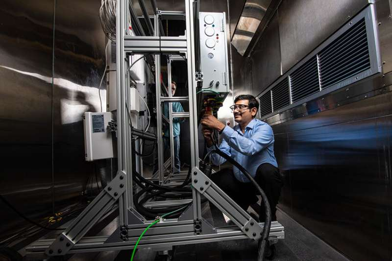 Automated test bed helps battery stakeholders with residential systems