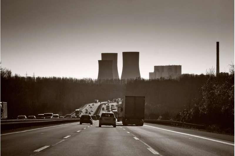 auto pollution