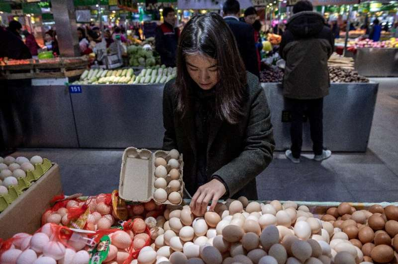 Beijing resident Carrie Yu no longer wants to contribute to the mountains of waste generated by the country's growing embrace of