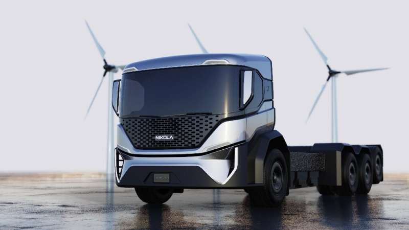 Beleagured electric truck company Nikola postponend a December launch event but released a timetable for completing a new factor