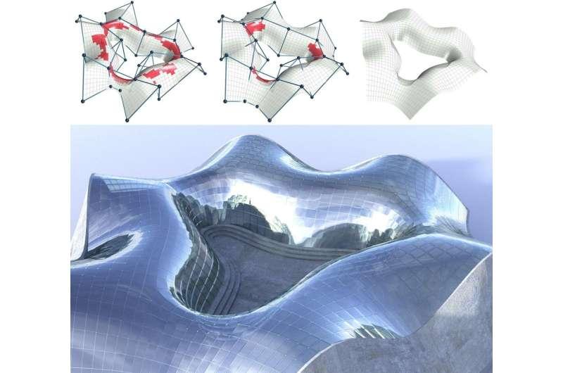 Bend, don't break: new tool enables economic glass design