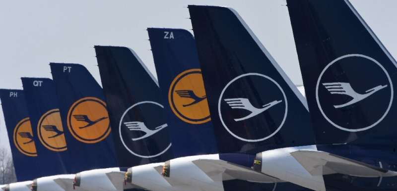 """Berlin will take a 20 percent stake in Lufthansa, topping it with a convertible bond worth five percent plus one share—""""put"""