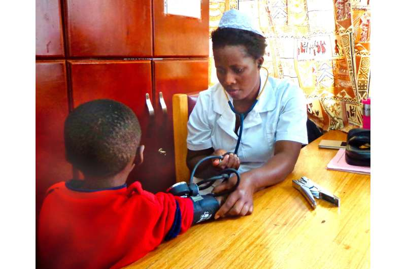 Best way found to treat children with sickle cell anemia in sub-Saharan Africa