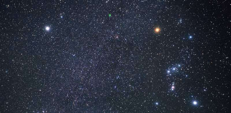 Betelgeuse: star's weird dimming sparks rumours that its death is imminent