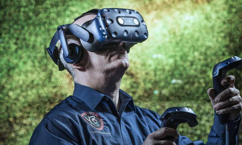Better than reality: NASA scientists tap virtual reality to make a scientific discovery