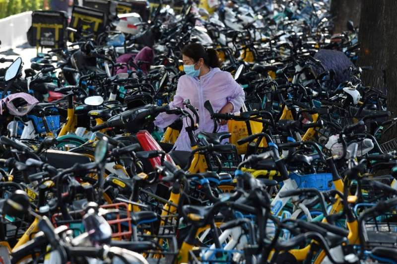 Bike sales are exploding in countries across the world
