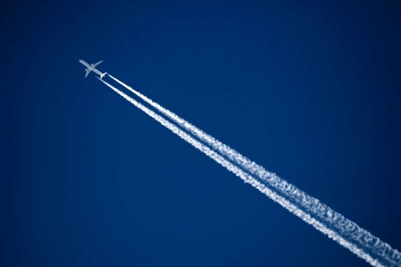 Biofuels and efficient engines will be key for the airline industry to cut its emissions