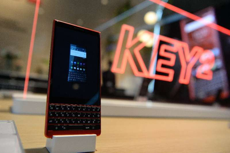 BlackBerry, the Canadian group that led the smartphone market a decade ago, outsourced its handset business to Chinese electroni