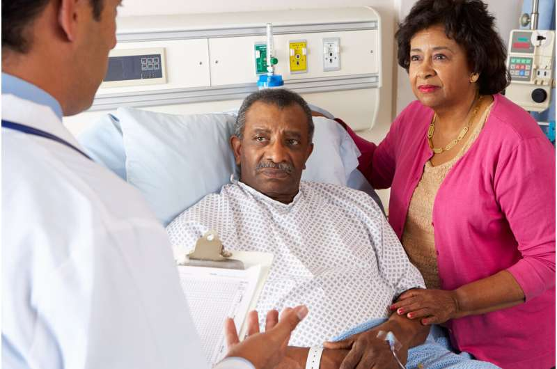 Black individuals at higher risk for contracting COVID-19, according to new research