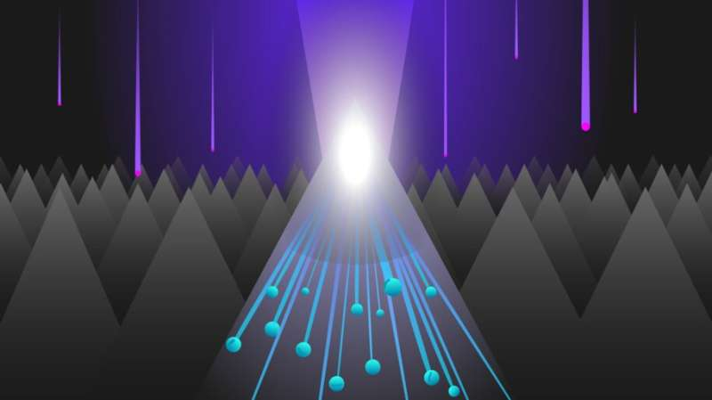 Black silicon photodetector breaks the 100% efficiency limit