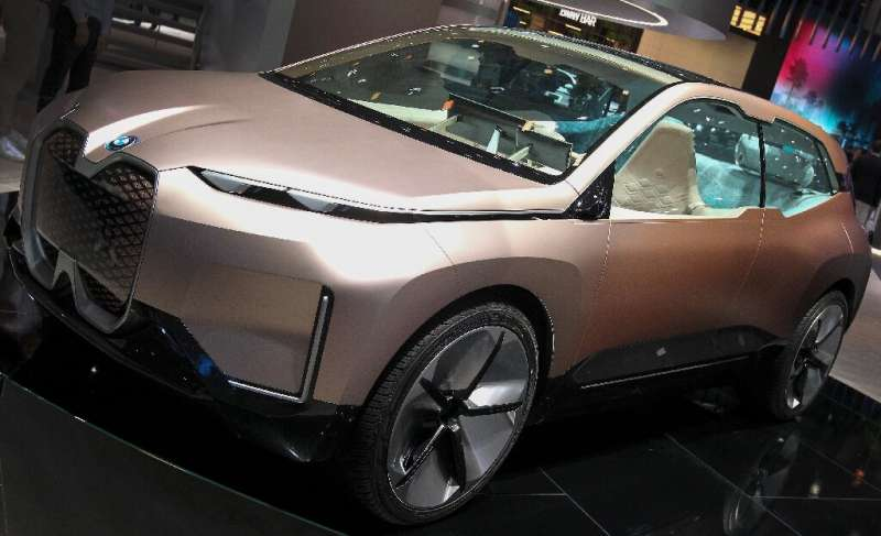 BMW execs can now save the planet and their paychecks at the same time