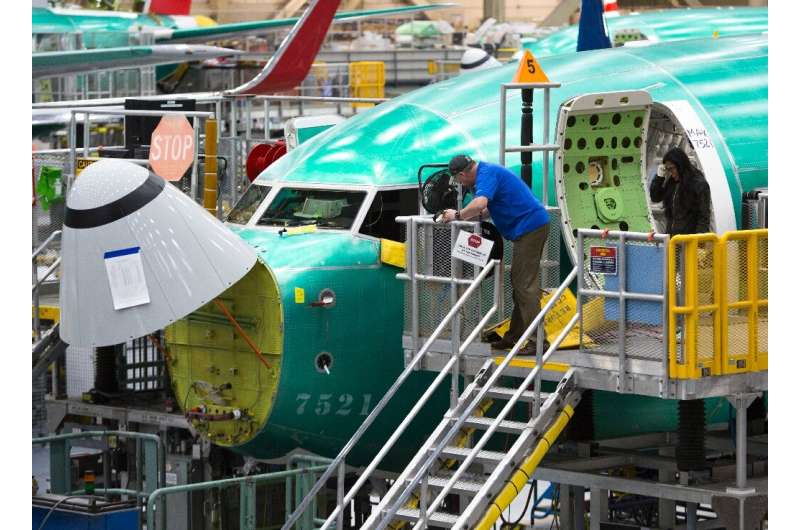 Boeing announced in December 2019 that it would suspend production of the 737 MAX after a pair of deadly crashes caused the plan