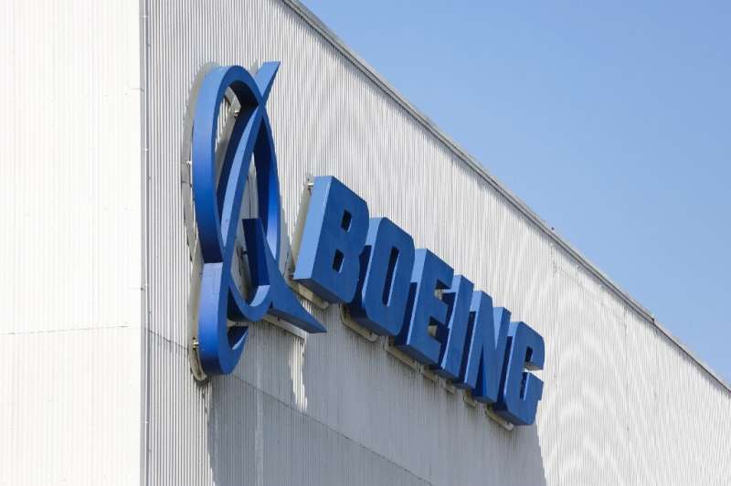 Boeing's CEO said the company's medium-term production pipeline remains stable despite the airline industry's dire state