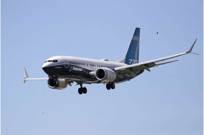 Boeing's struggles continue: No jetliner sales in September