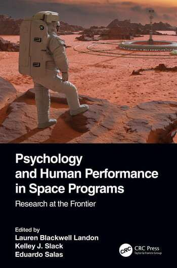 Books outline what it takes to put astronauts in space