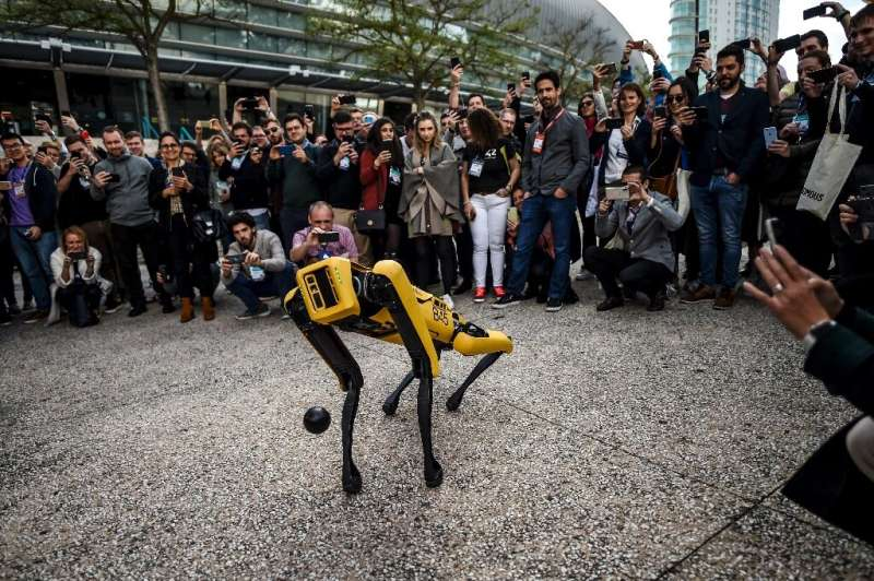 Boston Dynamics has drawn huge attention with viral videos of its humanoid and dog-like robots