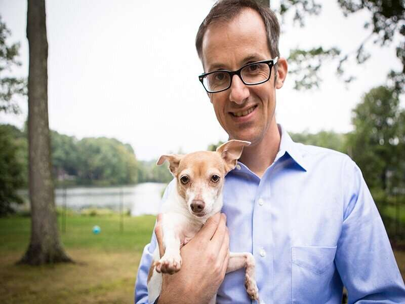 Brain cancer research could help dogs -- and the humans who love them
