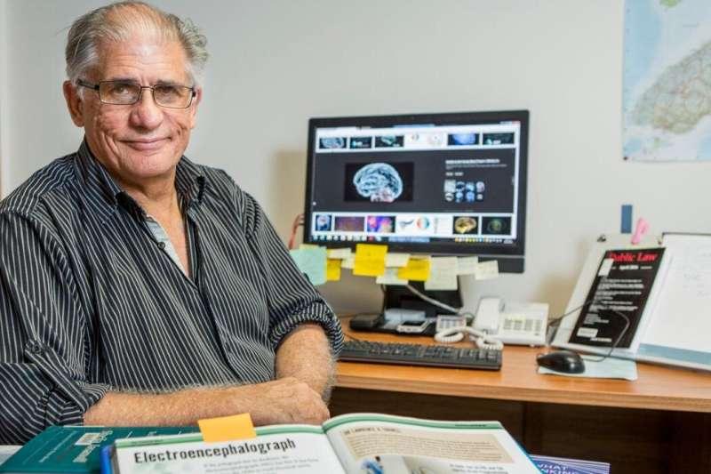 Brainwave activity that reveals knowledge of crime