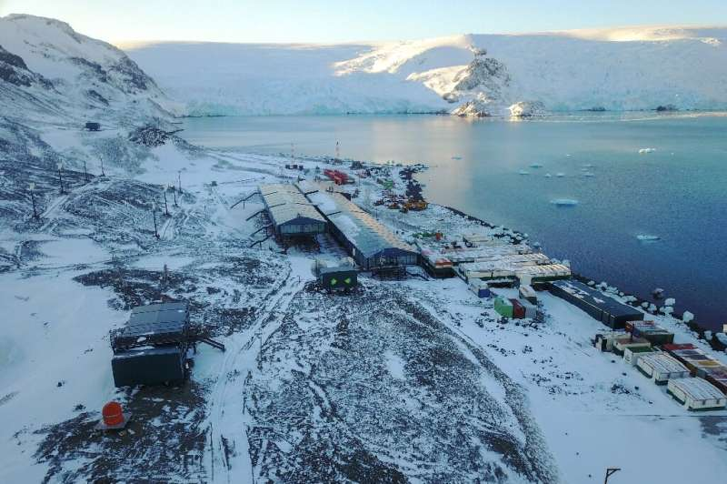 Brazil invested nearly $100 million in rebuilding the Comandante Ferraz Antarctic Station on King George Island