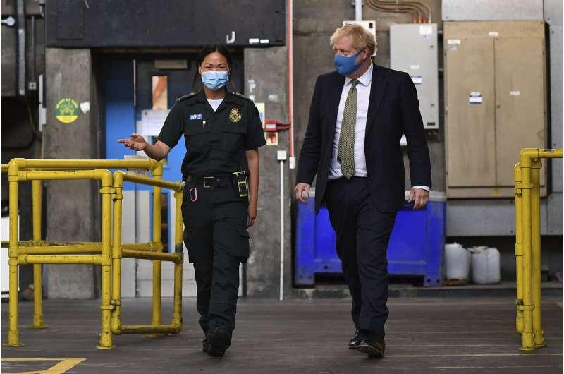 Brexit is back: UK aims to prepare public for Jan 1 EU break
