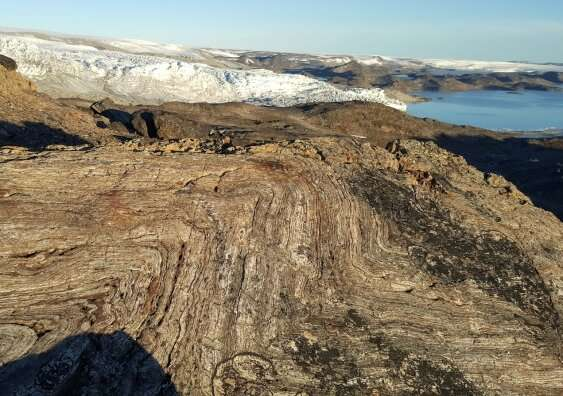 Building blocks for life on Earth arrived much later than we thought, billion-year-old rocks show