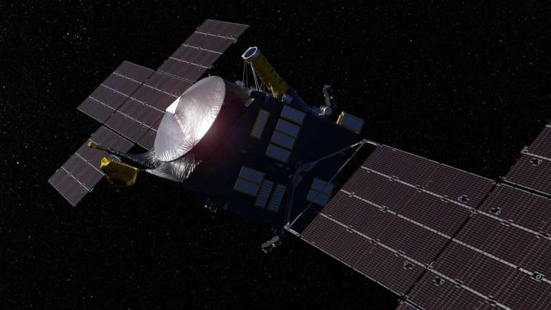 Building NASA's Psyche: design done, now full speed ahead on hardware