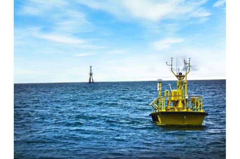 Buoy oh buoy! Floating instruments receive major upgrade