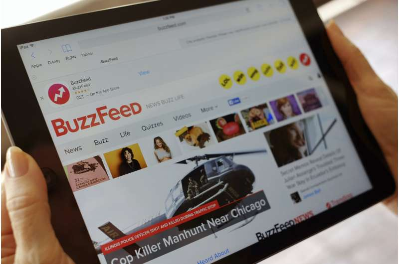 BuzzFeed buying HuffPost from Verizon for undisclosed price