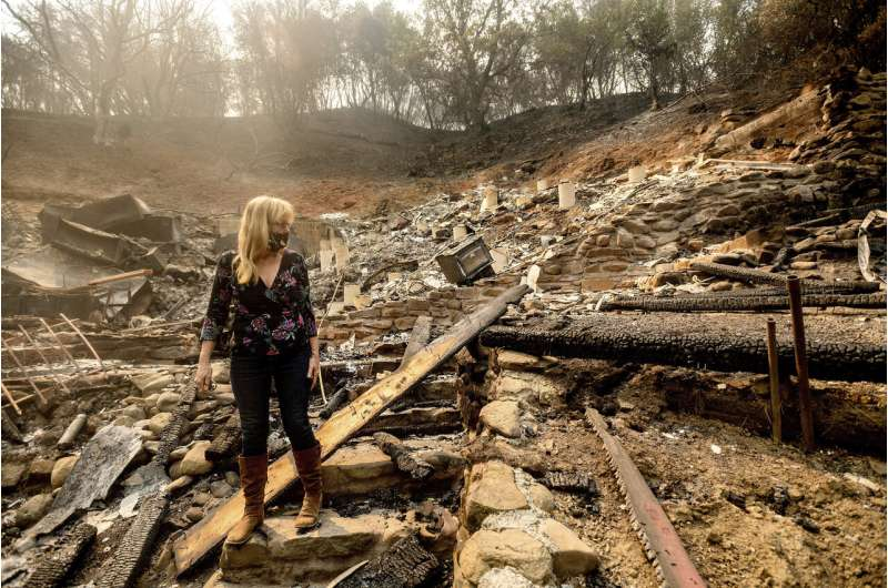 California wildfires some of largest in state history