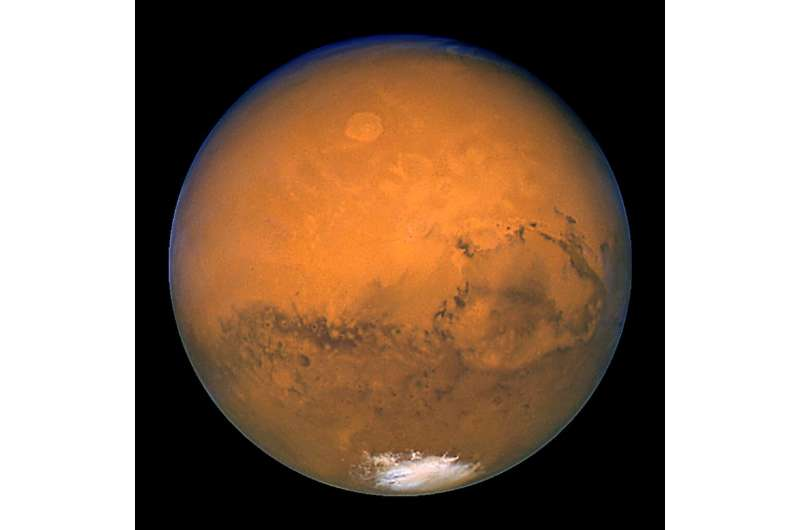 Called 'Tianwen', the Chinese mission will put a probe into orbit around Mars and land a rover to explore and analyse the planet