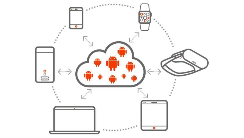 Canonical sings praises for platform putting Android in the cloud