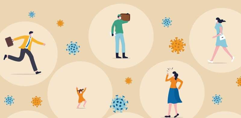 Can we actually learn to live with coronavirus? Not until we have a vaccine
