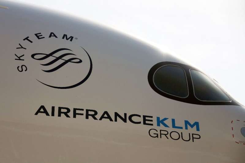 "Carbon taxes on Air France-KLM plane tickets would ""hamper our ability"" to buy fuel-efficient planes, according to CEO"