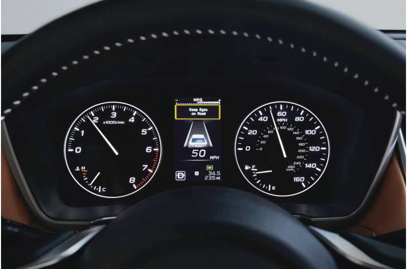 Car tech to guard against distracted driving