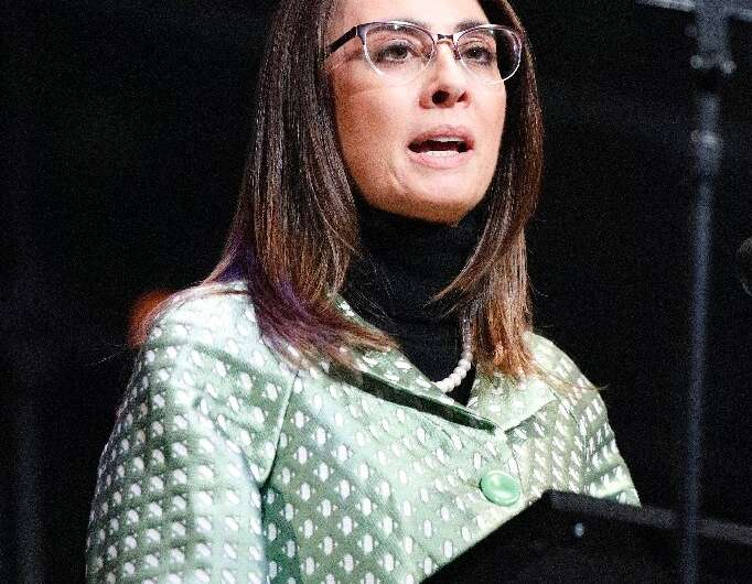 Catalina Botero-Marino is one of four chairs of Facebook's Oversight Board