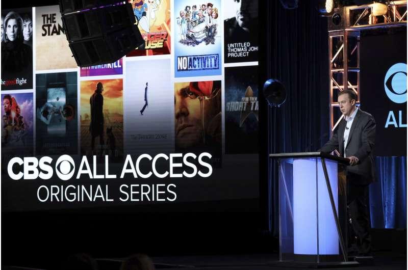 CBS streaming service to grow with Viacom, Paramount videos