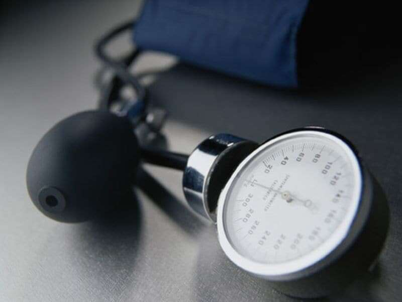 CDC: overall prevalence of self-reported hypertension 32.4 percent