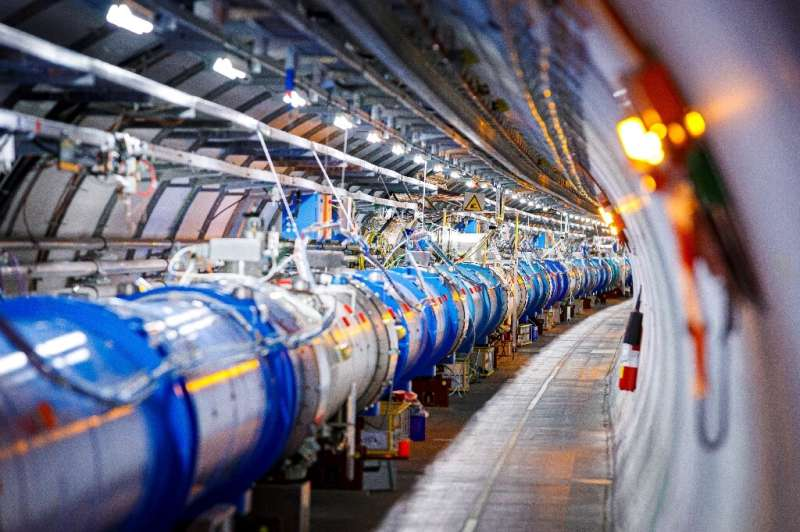 CERN is home to the Large Hadron Collider (LHC)—a giant lab in a tunnel straddling the French-Swiss border that is the world's m