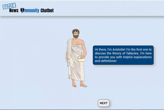Chatbot launched in battle against COVID-19 misinformation