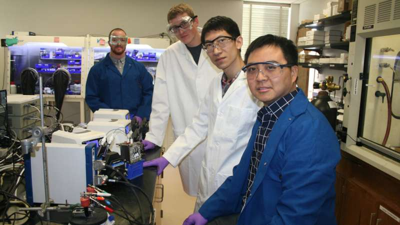 Chemists Advance Solar Energy Storage Aimed at Global Challenges