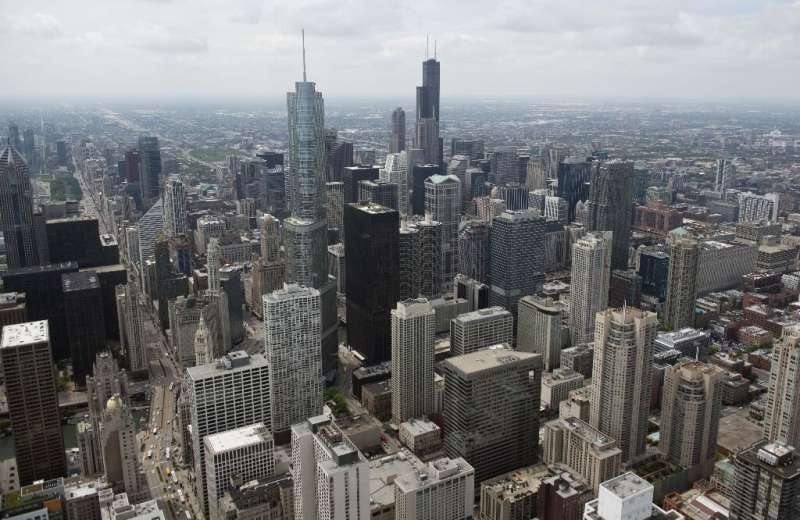 Chicago's mayor has advised residents of America's third-largest city to stay at home beginning on Monday to combat a surge in C