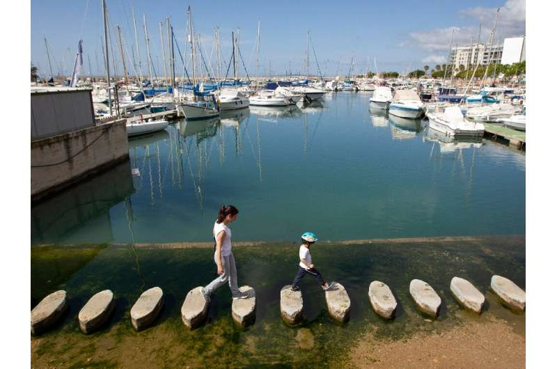 Children in Spain were allowed out for the first time in six weeks as the country eased lockdown measures