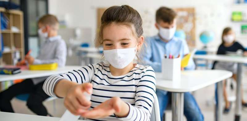 Children may transmit coronavirus at the same rate as adults: what we now know about schools and COVID-19