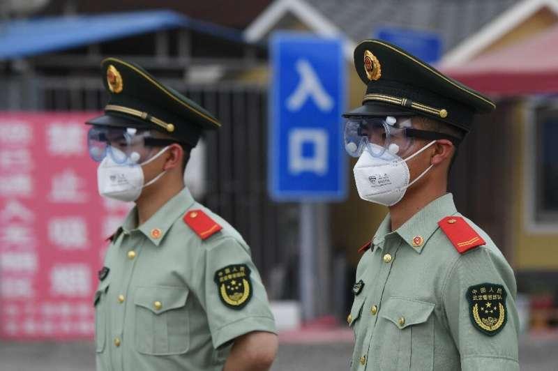 China has reported six new domestic coronavirus cases