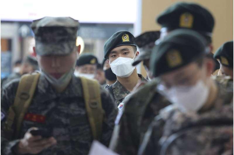 China, S. Korea see new virus cases as world lockdowns ease