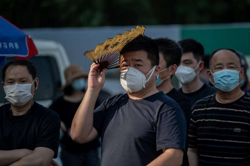 China, where the disease first publicly emerged in December last year, is battling a fresh outbreak in the capital Beijing