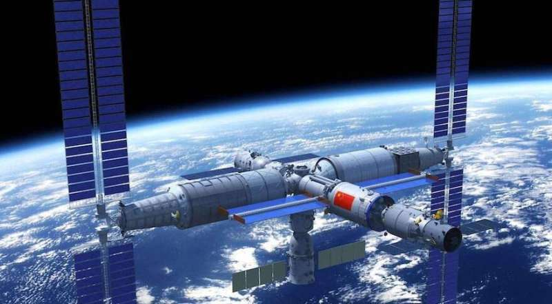 China will begin constructing its space station in 2021