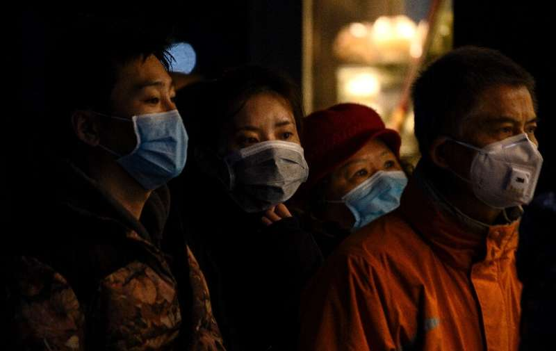 Chinese authorities have placed tens of million of people under quarantine